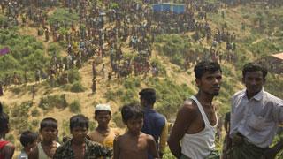 UN aid chief: No progress so Rohingya can return to Myanmar