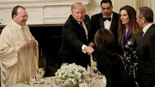 Ramadan very special time, says Trump