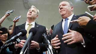 Pentagon proposing a troop buildup in Mideast