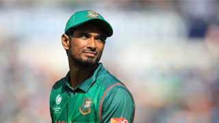 Mahmudullah uncertain for India clash