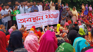 Ashulia garment workers threaten to wage tougher movement