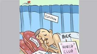 ACC mum over mega corruption scams
