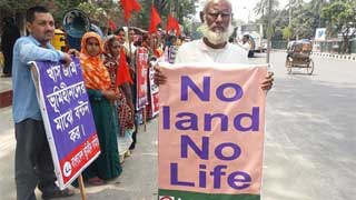 11.33 pc Bangladeshi households absolutely landless