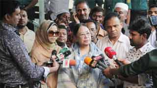 Khaleda Zia not getting proper treatment: Selima Islam