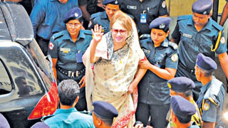 Khaleda Zia files appeal challenging HC's bail order