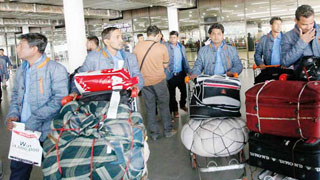87 more Bangladeshis deported from Saudi Arabia