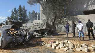 Bangladeshis among 7 killed in Libya air strike