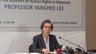 UN expert Lee wants int'l ad-hoc tribunal to help Rohingyas get justice