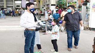 Coronavirus: Lawyer held for spreading rumour on Facebook