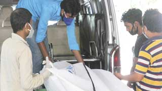 Over 100 died in DMCH Covid-19 unit in two weeks