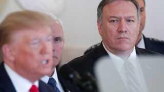 Trump fires State Dept watchdog investigating Pompeo
