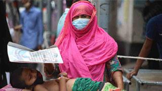 Coronavirus: Bangladesh reports 50 new deaths