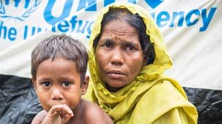 Rohingya issue: China and Russia for Myanmar, India abstains from voting