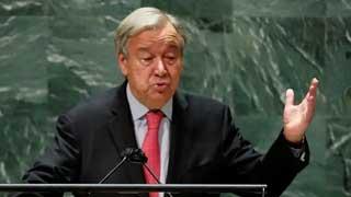 UN chief urges US-China dialogue, warns of divisions