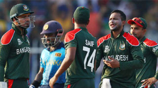 Asalanka, Rajapaksa steer Sri Lanka to 5-wkt victory against Bangladesh