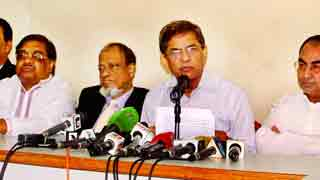 Outsiders involved in police attack, says BNP