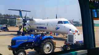 US-Bangla plane makes emergency landing at Dhaka airport