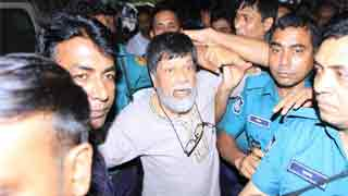 Photographer Shahidul Alam shown arrested in case filed under ICT Act