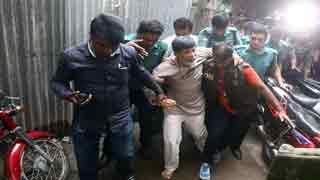 'I was hit (in custody). I bled,' Shahidul tells court