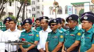 Tight security measures taken ahead of Ashura: DMP chief