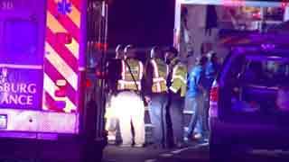Limousine crash leaves 20 dead in US