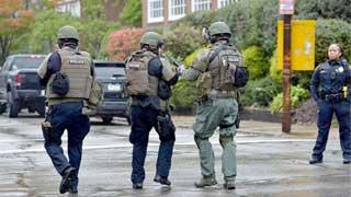 8 dead after gunman opens fire at prayer service