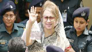 SC dismisses Khaleda Zia's appeal against her trial in absence