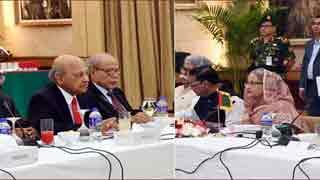 Want people to choose their leadership through fair polls: Hasina