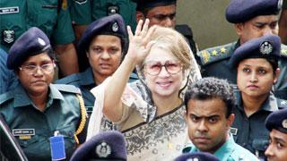 Khaleda Zia appeals against HC over candidature