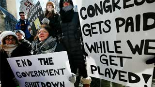 Government shutdown becomes longest in US history