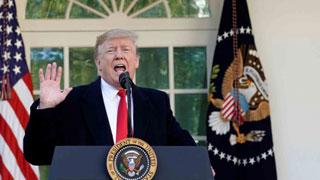 Trump announces deal to lift shutdown