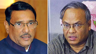 Concentrate on chaotic roads, Rizvi's jibe at Quader