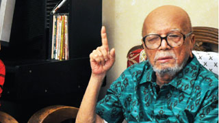Poet Al Mahmud to be laid to rest at his hometown Sunday