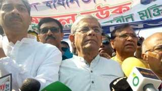 BNP vows to restore democracy and free Khaleda Zia