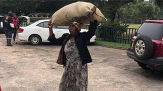 71-year-old grandmother walked miles to donate to cyclone survivors