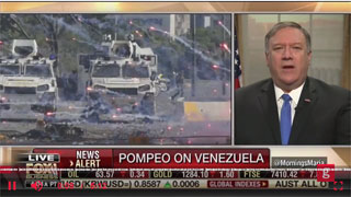 US military action in Venezuela possible: Pompeo