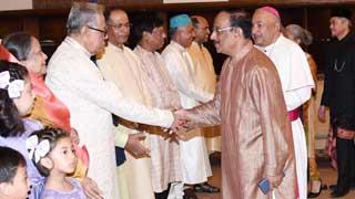 Let the joy of Eid spread amongst all: President