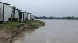 Teesta water level continues to rise