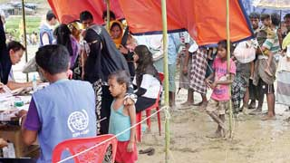 41 NGOs withdrawn from Rohingya camps