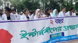 Medical students: Scrape proposal of two-year internship