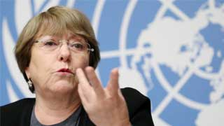 Rakhine experiencing new wave of conflict: Michelle Bachelet