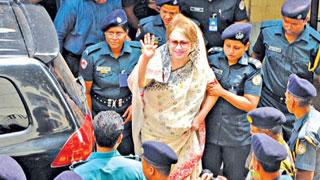 Khaleda Zia urgently needs better treatment, says sister Selima