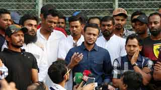 Int'l cricketers association shows solidarity with Bangladesh players