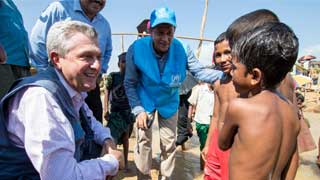 US gives biggest aid package to support Rohingyas