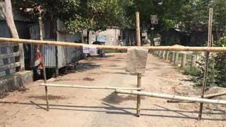 Coronavirus: Tangail locals put themselves under lockdown