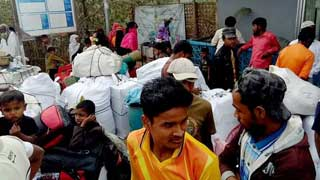 Relocation to Bhasan Char: 1,073 Rohingyas leave Cox's Bazar