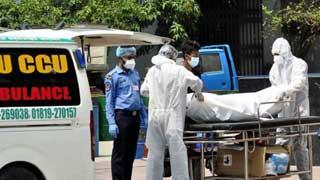 Bangladesh witnesses 166 Covid deaths