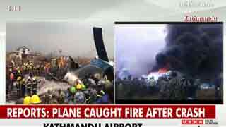 Bangladesh plane crash in Nepal, 8 killed