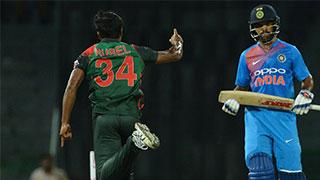 India won't take Bangladesh lightly