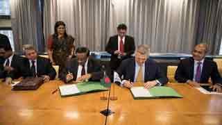 Bangladesh, UNHCR sign MoU on Rohingya repatriation